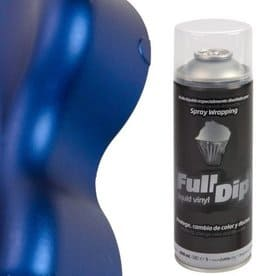 fulldip electric blue candy perlas 400ml