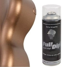fulldip nut brown candy perlas 400ml