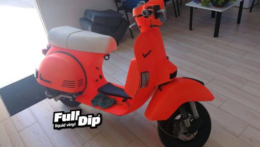 "Aeroz. dažai ""Full Dip Orange"" 2"